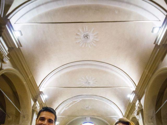 Il matrimonio di David e Veronica a San Secondo Parmense, Parma 48