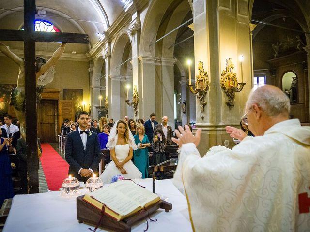 Il matrimonio di David e Veronica a San Secondo Parmense, Parma 49