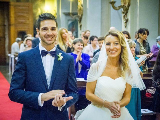 Il matrimonio di David e Veronica a San Secondo Parmense, Parma 50