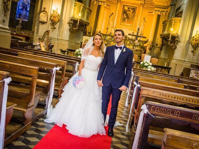 Il matrimonio di David e Veronica a San Secondo Parmense, Parma 54