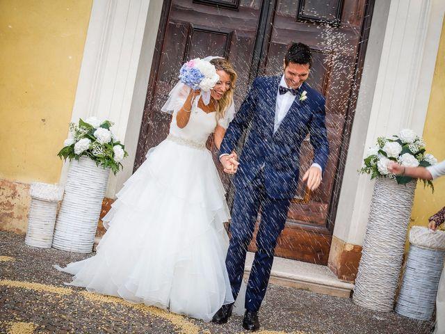 Il matrimonio di David e Veronica a San Secondo Parmense, Parma 57