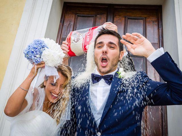 Il matrimonio di David e Veronica a San Secondo Parmense, Parma 58