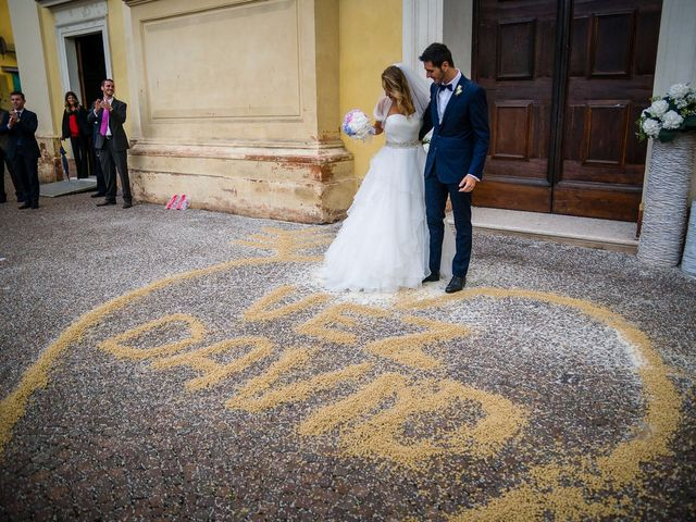 Il matrimonio di David e Veronica a San Secondo Parmense, Parma 59