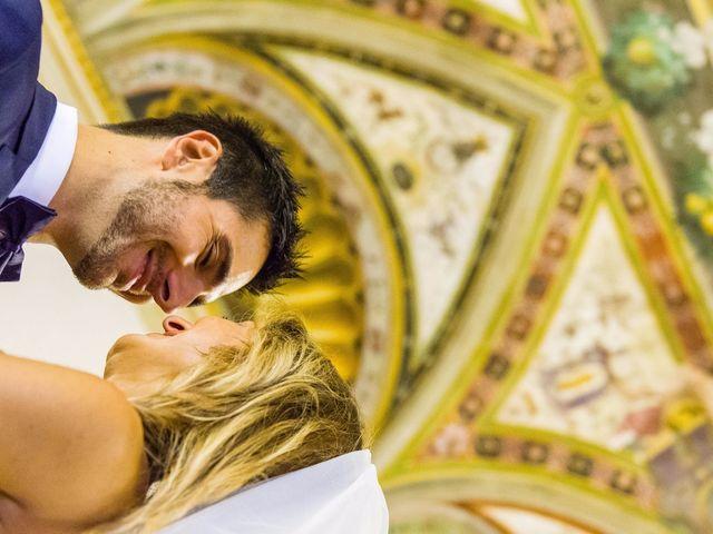 Il matrimonio di David e Veronica a San Secondo Parmense, Parma 62