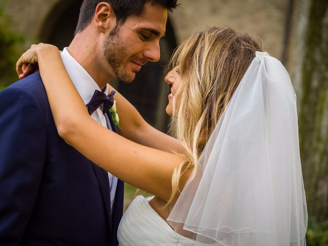 Il matrimonio di David e Veronica a San Secondo Parmense, Parma 69
