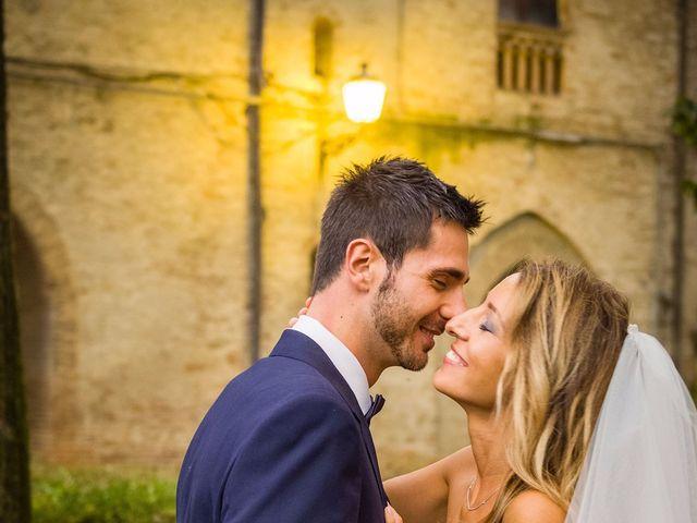 Il matrimonio di David e Veronica a San Secondo Parmense, Parma 71