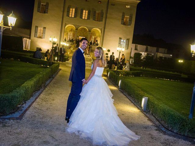 Il matrimonio di David e Veronica a San Secondo Parmense, Parma 72