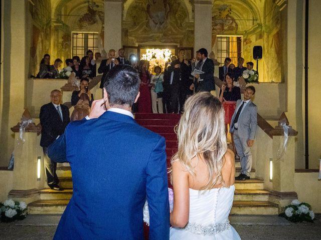 Il matrimonio di David e Veronica a San Secondo Parmense, Parma 73