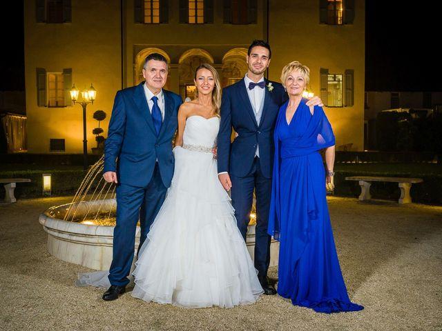 Il matrimonio di David e Veronica a San Secondo Parmense, Parma 76