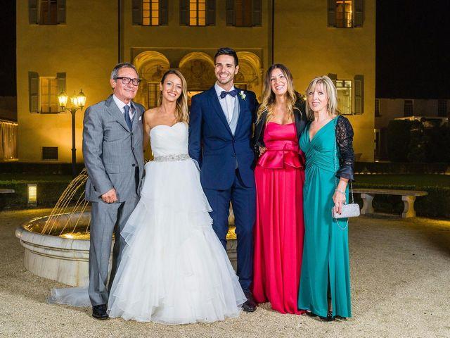 Il matrimonio di David e Veronica a San Secondo Parmense, Parma 77