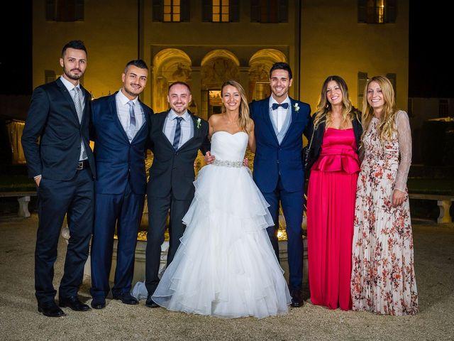 Il matrimonio di David e Veronica a San Secondo Parmense, Parma 78
