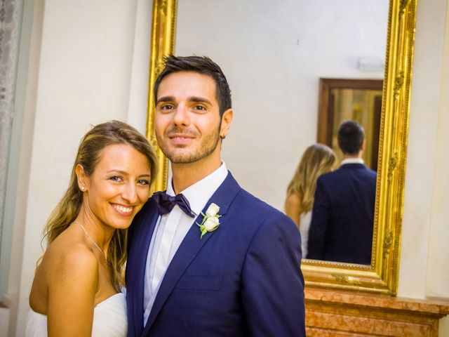 Il matrimonio di David e Veronica a San Secondo Parmense, Parma 81