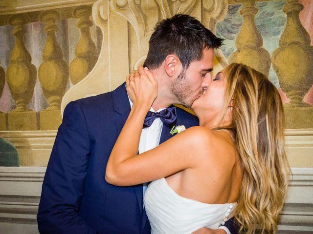 Il matrimonio di David e Veronica a San Secondo Parmense, Parma 87