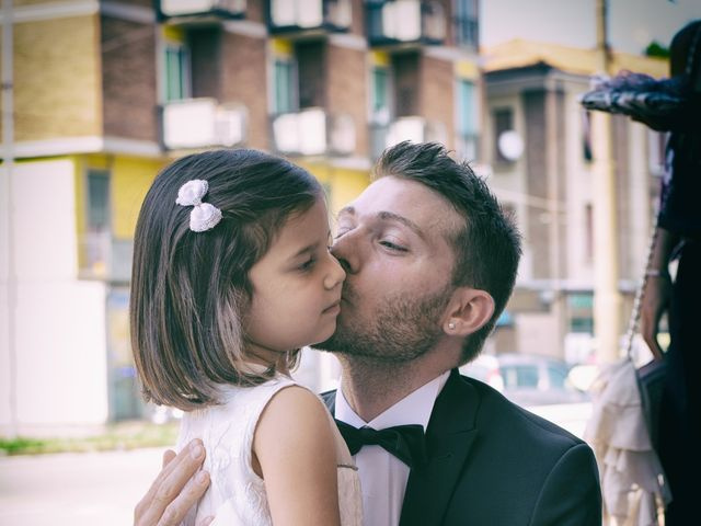 Il matrimonio di Simone e Valeria a Modena, Modena 16