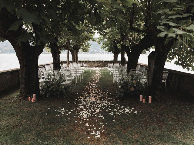 Il matrimonio di Kasper e Jacqui a Baveno, Verbania 28