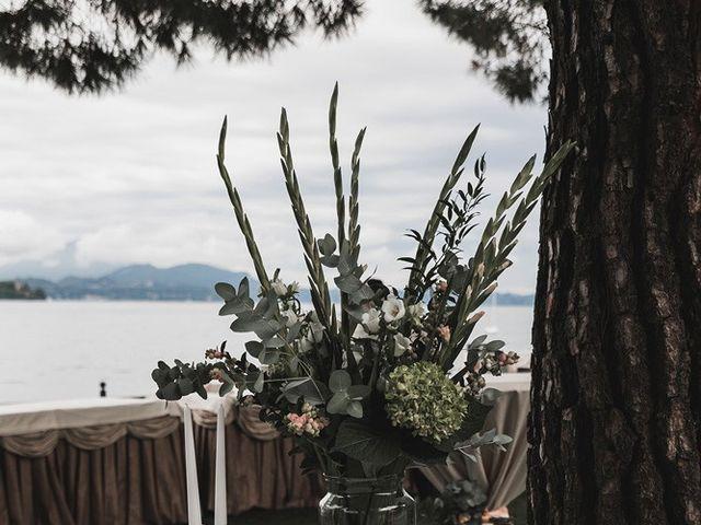 Il matrimonio di Kasper e Jacqui a Baveno, Verbania 30