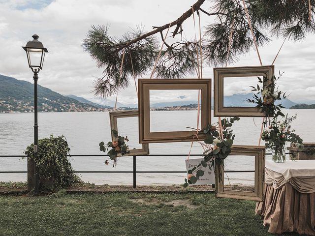 Il matrimonio di Kasper e Jacqui a Baveno, Verbania 31