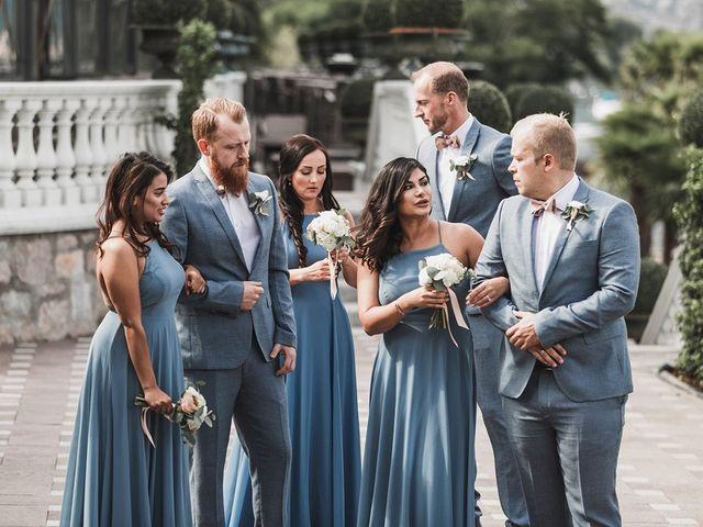 Il matrimonio di Kasper e Jacqui a Baveno, Verbania 41