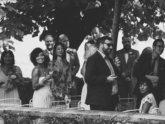 Il matrimonio di Kasper e Jacqui a Baveno, Verbania 42