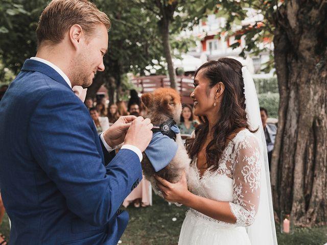 Il matrimonio di Kasper e Jacqui a Baveno, Verbania 55