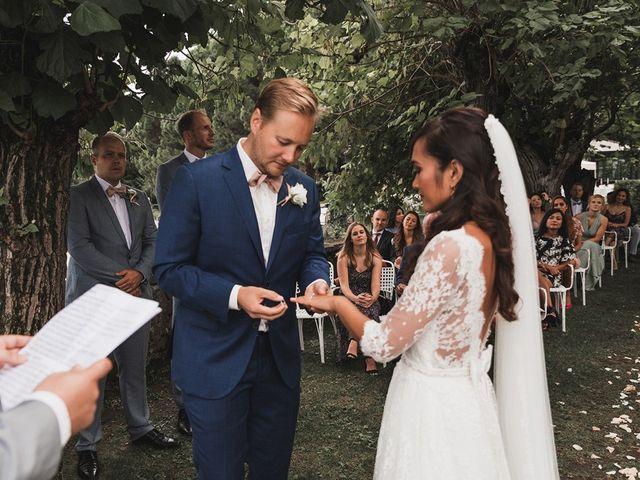 Il matrimonio di Kasper e Jacqui a Baveno, Verbania 56