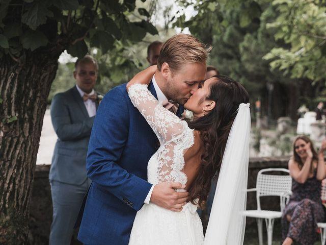 Le nozze di Jacqui e Kasper
