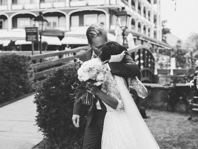 Il matrimonio di Kasper e Jacqui a Baveno, Verbania 59