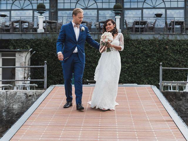 Il matrimonio di Kasper e Jacqui a Baveno, Verbania 60
