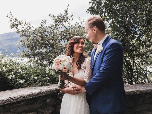 Il matrimonio di Kasper e Jacqui a Baveno, Verbania 66
