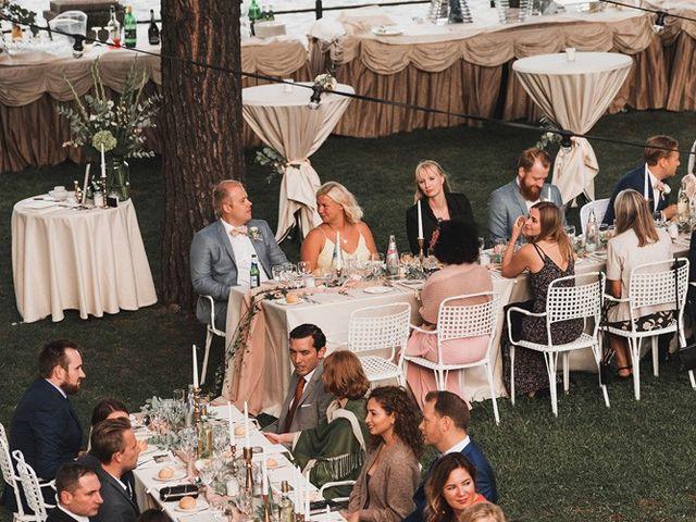 Il matrimonio di Kasper e Jacqui a Baveno, Verbania 77