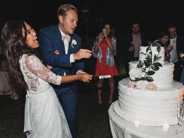 Il matrimonio di Kasper e Jacqui a Baveno, Verbania 92