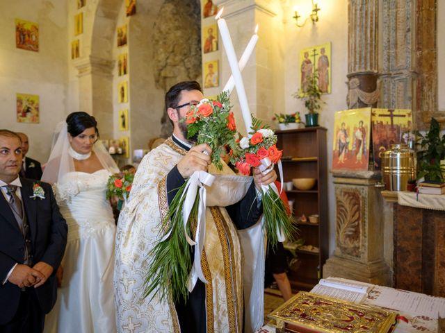 Il matrimonio di Luca e Ramona a Ragusa, Ragusa 20