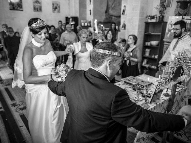 Il matrimonio di Luca e Ramona a Ragusa, Ragusa 25