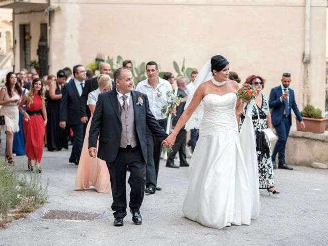 Le nozze di Ramona e Luca