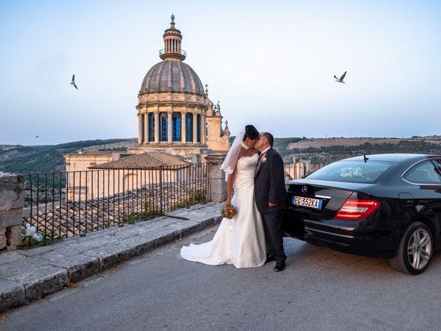 Il matrimonio di Luca e Ramona a Ragusa, Ragusa 36