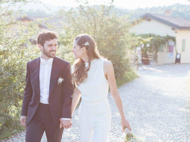 Il matrimonio di Jacopo e Monique a La Valletta Brianza, Lecco 17