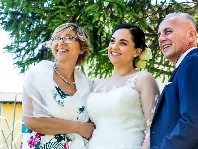 Il matrimonio di Michele e Chiara a Verolanuova, Brescia 14