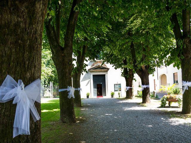 Il matrimonio di Michele e Chiara a Verolanuova, Brescia 15