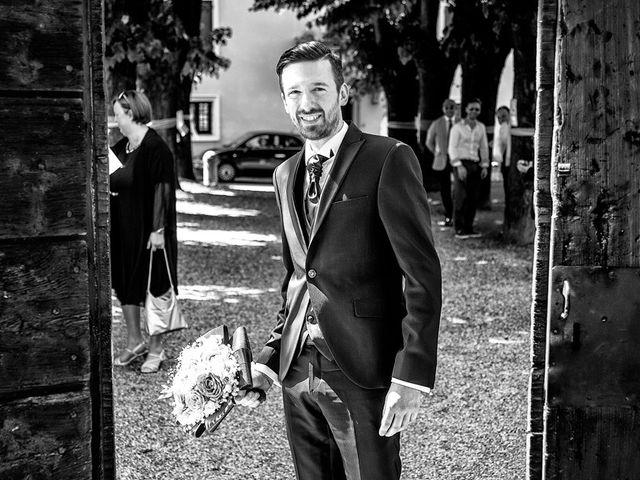 Il matrimonio di Michele e Chiara a Verolanuova, Brescia 22