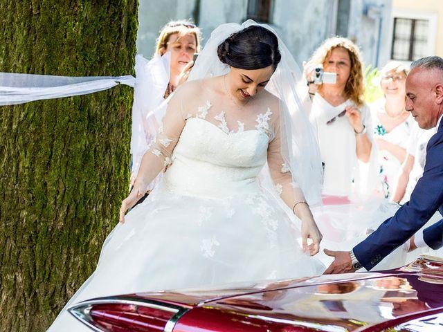 Il matrimonio di Michele e Chiara a Verolanuova, Brescia 25