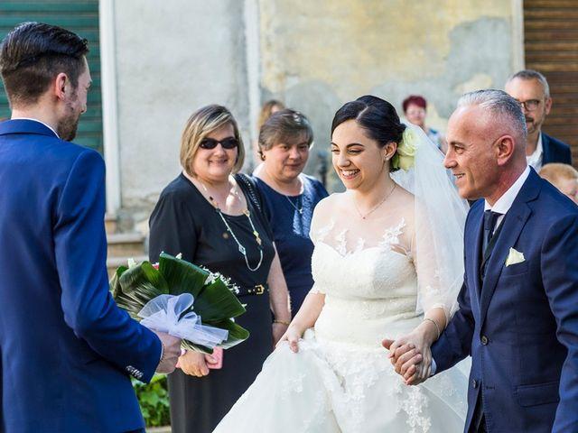 Il matrimonio di Michele e Chiara a Verolanuova, Brescia 26