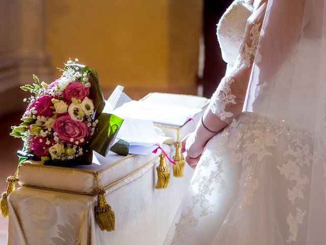 Il matrimonio di Michele e Chiara a Verolanuova, Brescia 34