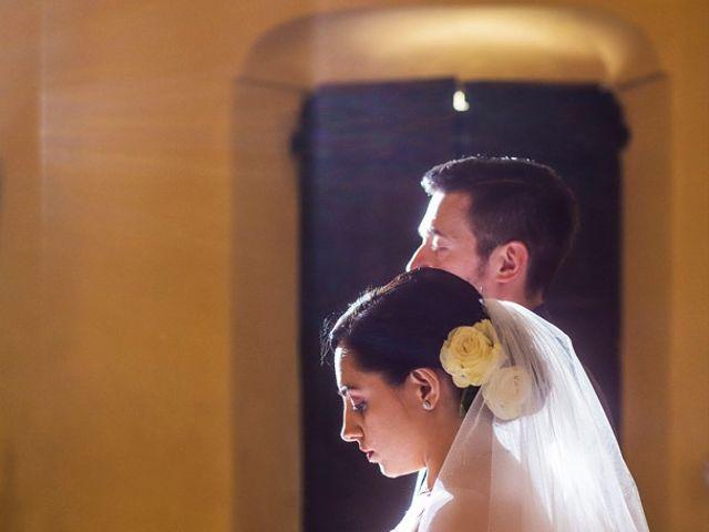 Il matrimonio di Michele e Chiara a Verolanuova, Brescia 35