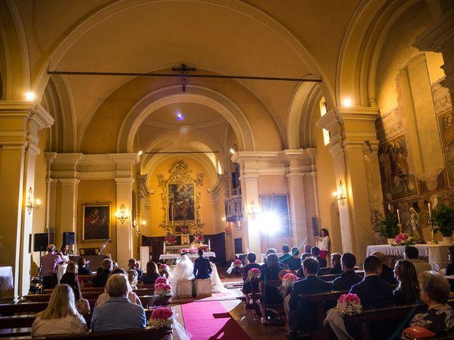 Il matrimonio di Michele e Chiara a Verolanuova, Brescia 37
