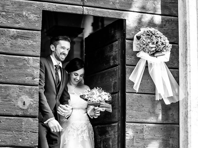 Il matrimonio di Michele e Chiara a Verolanuova, Brescia 42