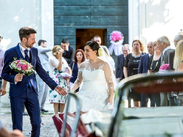 Il matrimonio di Michele e Chiara a Verolanuova, Brescia 46