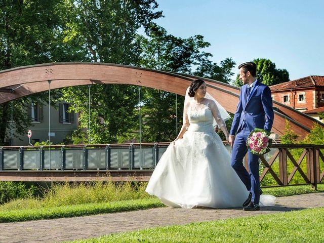Il matrimonio di Michele e Chiara a Verolanuova, Brescia 50