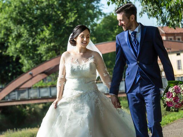 Il matrimonio di Michele e Chiara a Verolanuova, Brescia 51