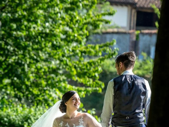 Il matrimonio di Michele e Chiara a Verolanuova, Brescia 52