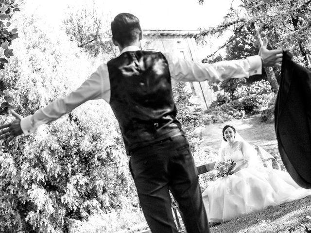 Il matrimonio di Michele e Chiara a Verolanuova, Brescia 62